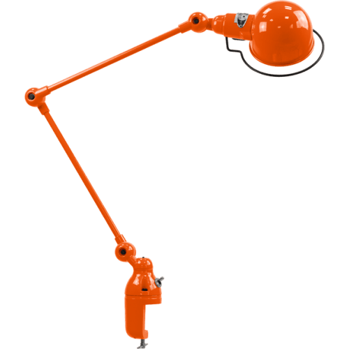 Jieldé Signal Collection SI332 Clamp Lamp