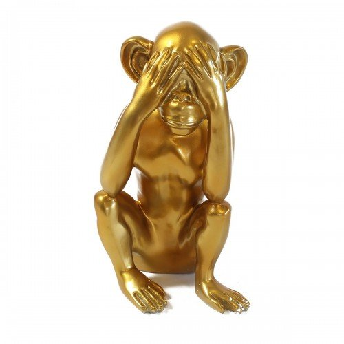 "Monkey design ""No seeing"" Artypopart"