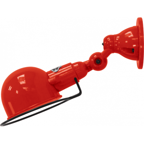 IN STOCK ! Jieldé Signal SI300 Wall lamp Red RAL3020 MAT