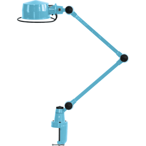 Jieldé Lak collection L4040 Clamp lamp
